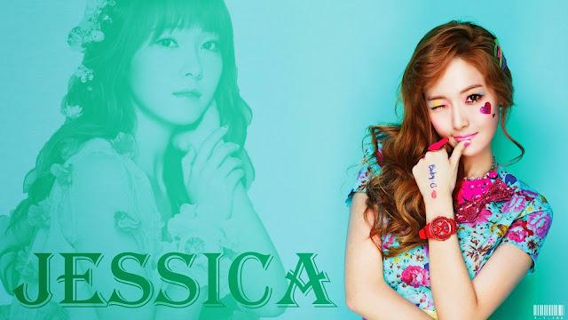 23322-Jessica SNSD 2014 HD Wallpaperz