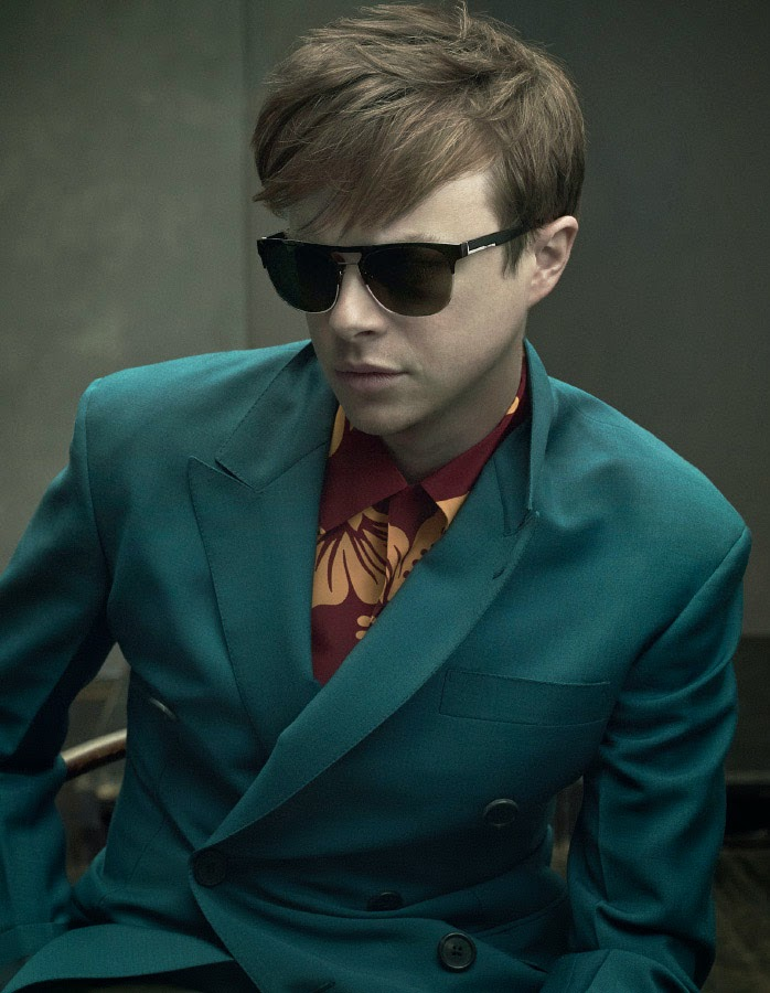 COOL CHIC STYLE to dress italian: DANE DEHAAN FOR PRADA ...