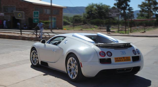 bugatti veyron grand sport vitesse in south africa. Black Bedroom Furniture Sets. Home Design Ideas
