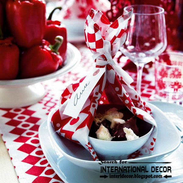 New Ikea Christmas decorations 2015, new year dining table decorating ideas from ikea 2015