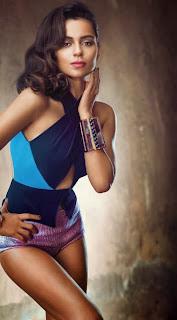 Magazine Photoshoot : Kangana Ranaut Photoshot For Vogue Magazine India January 2014 Issue