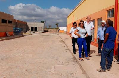Ribamar Alves cobra celeridade em obras do Hospital Macrorregional de Santa Inês