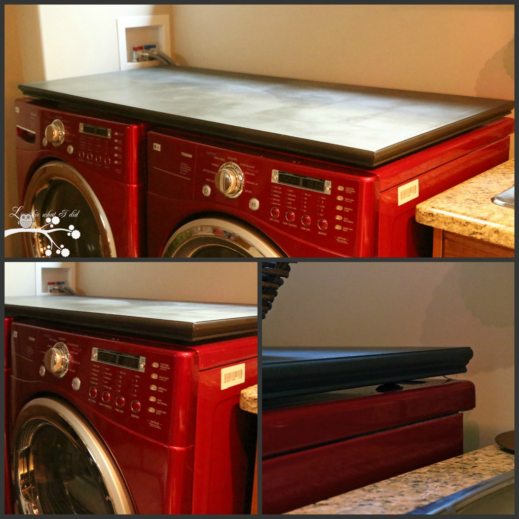 Laundry Room: Lookie What I Did: Laundry Room Makeover Week