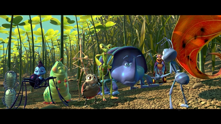 REVIEW - A Bug's Life