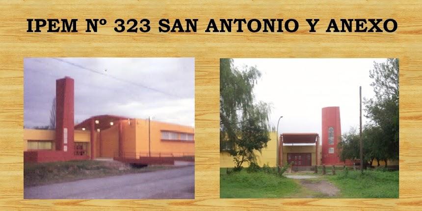 IPEM Nº 323 SAN ANTONIO