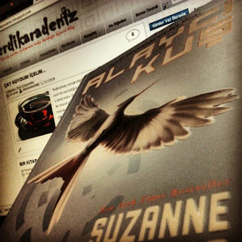 Bir Kitap: Alaycı Kuş (Açlık Oyunları #3)