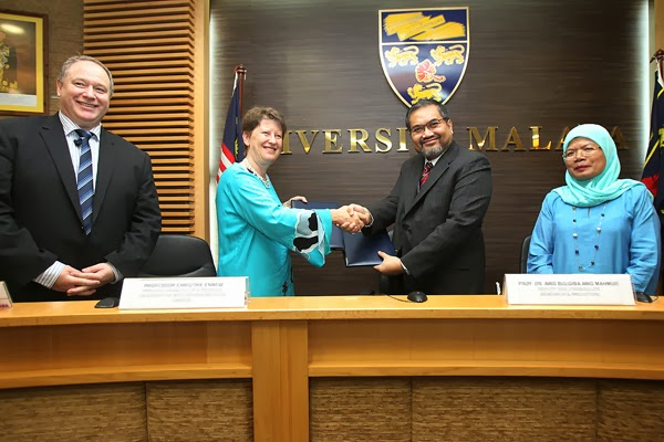 Universiti Malaya (UM) & University of Nottingham Dual PhD Programme