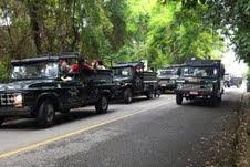 Jeep Tour recebe 600 turistas israelenses neste fim de semana