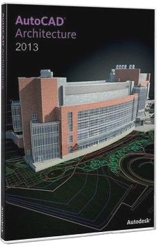 Autodesk AutoCAD Architecture 2013