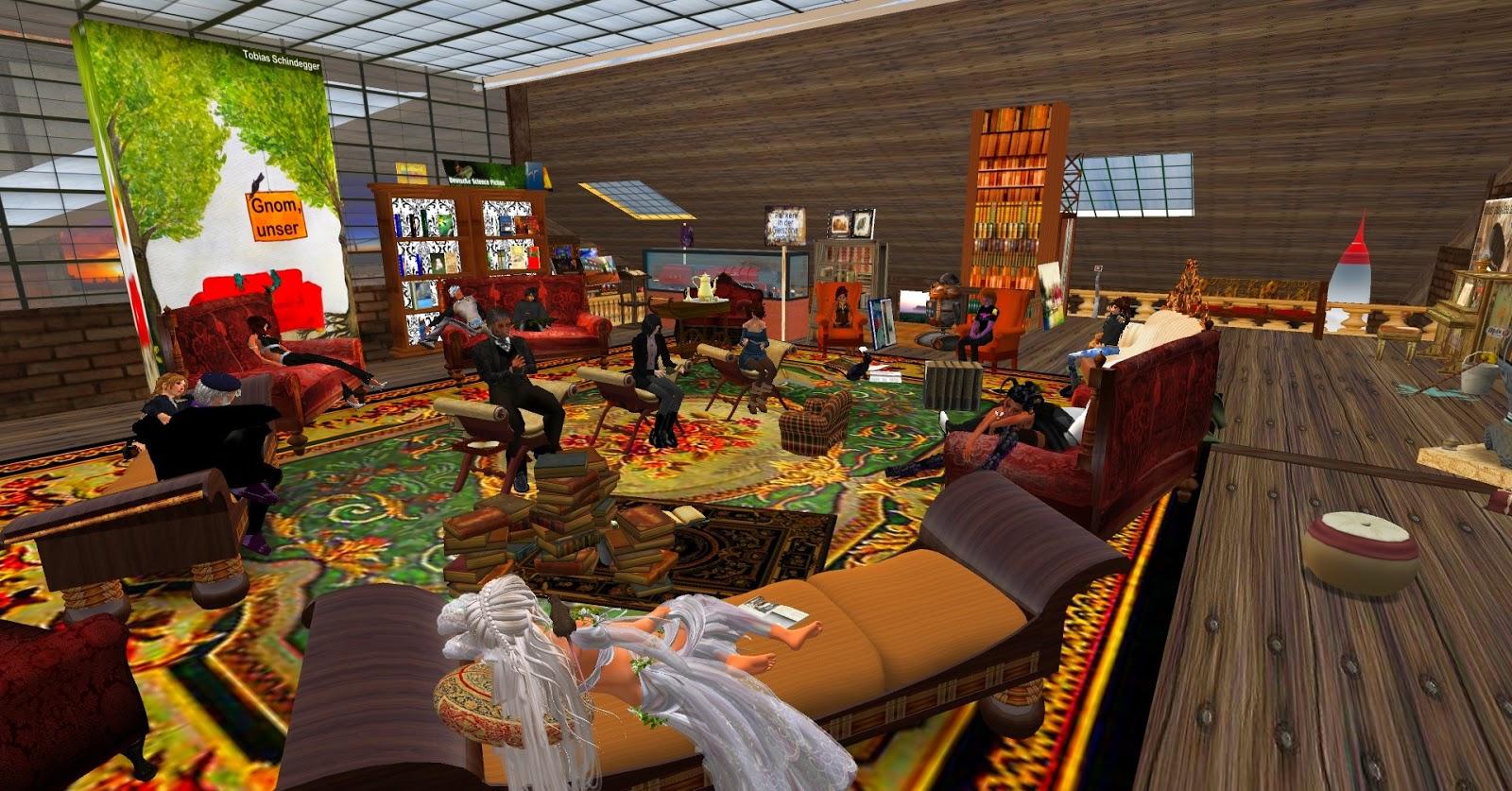 Gnom, unser in Second Life ... :-) - Bilder von BukTomBlog