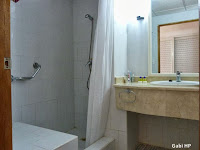 Biela banheiro hotel Maria La Gorda