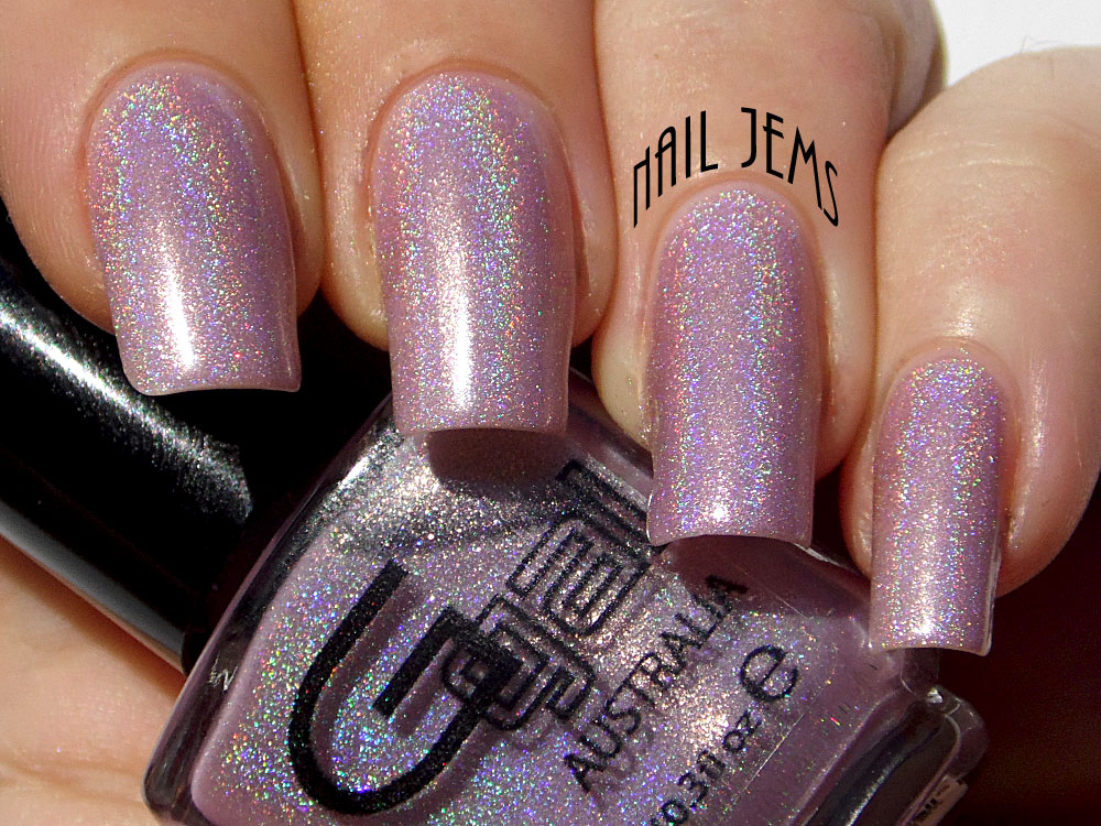 Nail Jems: Swatch and Review - Glitter Gal