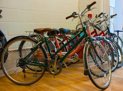 Japanese Mamachari Bicycles Arrive in London