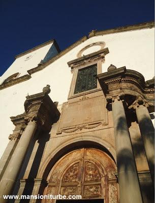 Cathedral of Tacambaro