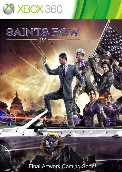 Saints Row IV Torrent XBOX 360 PS3