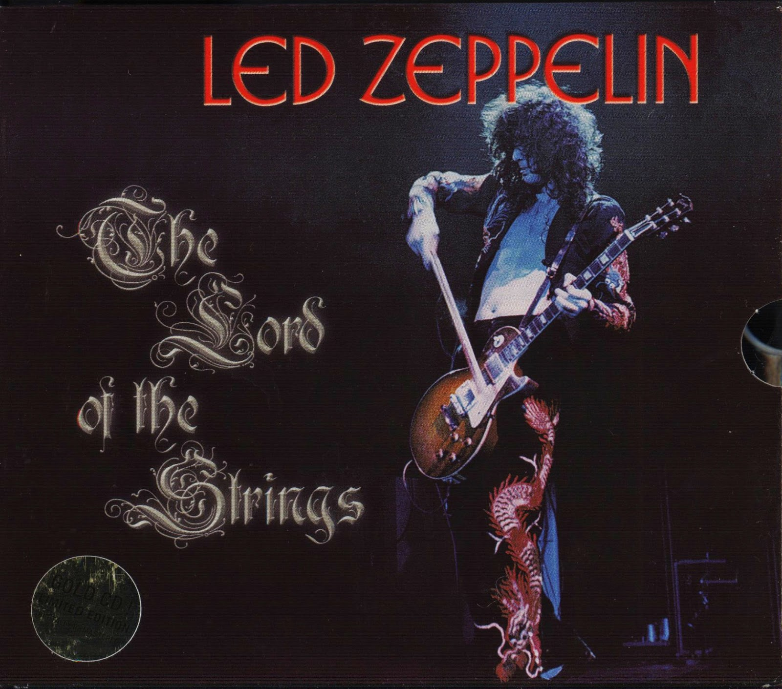 1977 - Led Zeppelin - The Lord Of The Strings - Bootleg