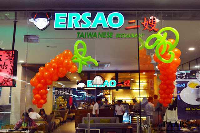 Top 5 must-try at Ersao - Taiwanese Restaurant is now in the south!