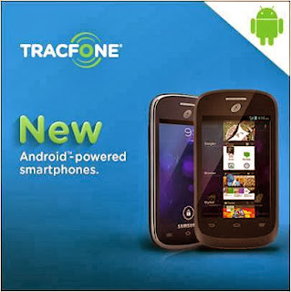 Android Phones Now Available on the TracFone Website.