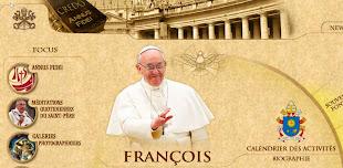 Saint Siège : le site du Vatican