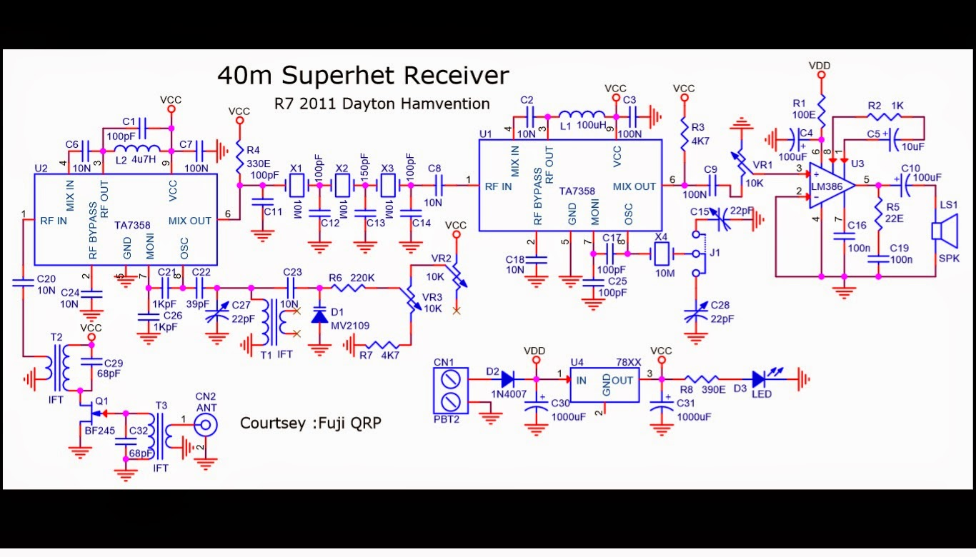 W5DOR MiscSchematics in addition Homebrew RF Circuit Design Ideas further Rose80 additionally Schematic Signal Tracer additionally Equalizers. on hf vfo circuit