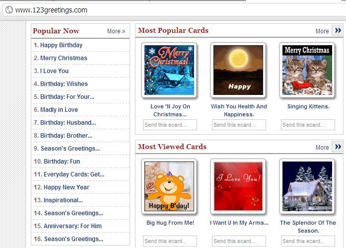 Desain Kartu Ucapan Selamat (Natal, Tahun Baru, Ulang Tahun via Online ...
