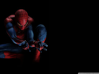 Amazing Black Spiderman Wallpaper