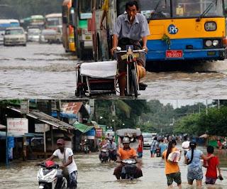 Myanmar floods 2015