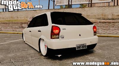 IV - Volkswagen Gol G4 BBS