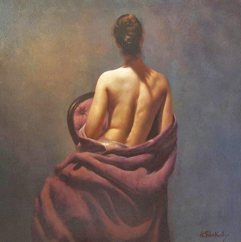 pinturas-al-oleo-de-mujeres-de-espalda