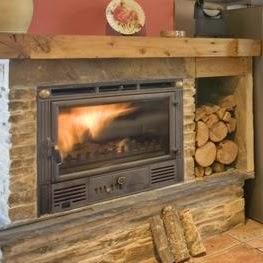 Chimeneas de le a y construcci n precauciones en el uso for Construccion de chimeneas de lena