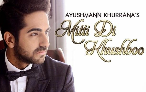 Mitti di Khushboo - Guitar Chords - Ayushmann Khurana