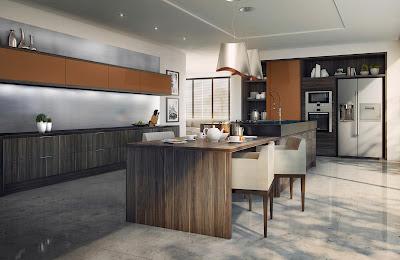 Foto de cozinha planejada Todeschini Maribo