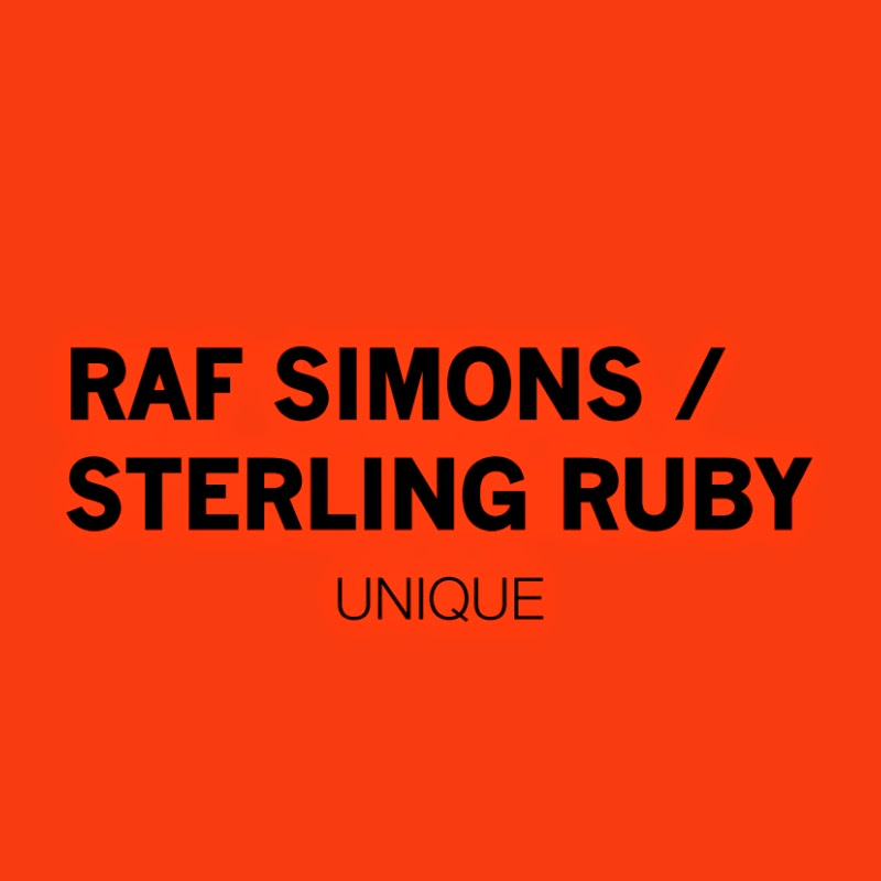 http://www.number3store.com/designers/raf-simons-sterling-ruby/57/