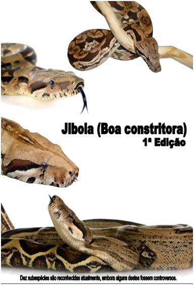 E BOOK Jiboia (Boa Constritora) 1ª Edição