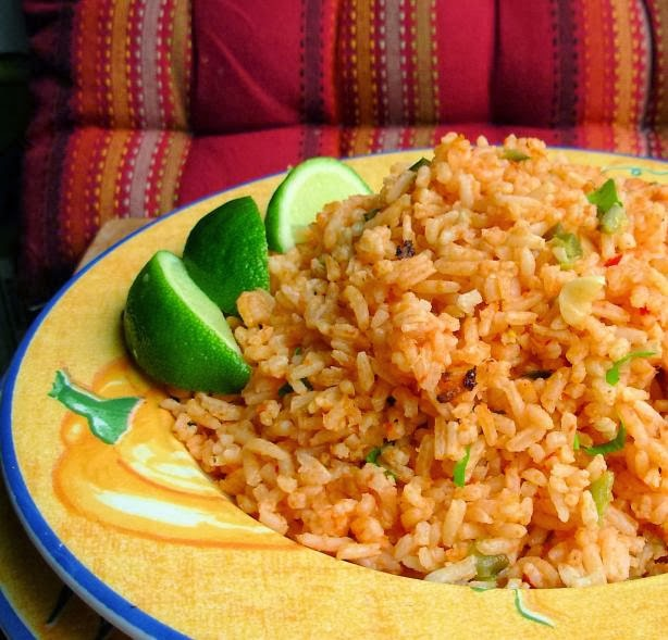 Delicious Meal Ideas: Mexican Rice