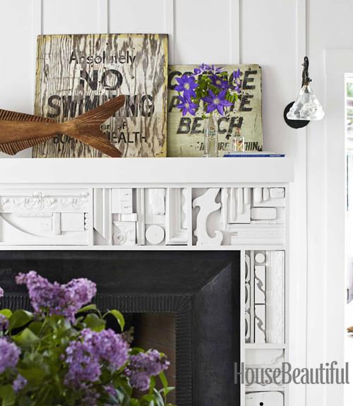 Stockholm Vitt - Interior Design: Californian Beach Cottage take II