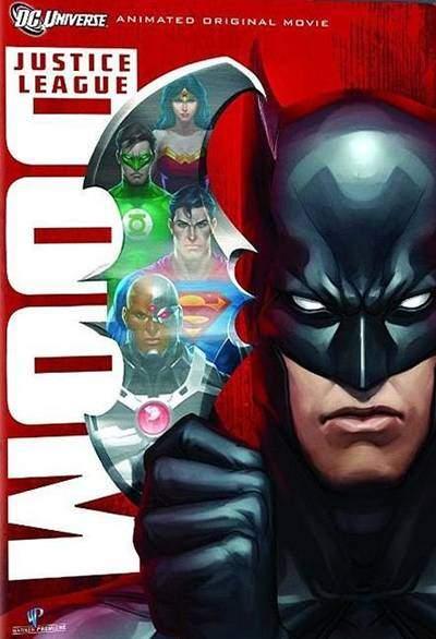 Justice League Doom DVDRip 2012 Descargar Subtitulos Español Latino 1 Link