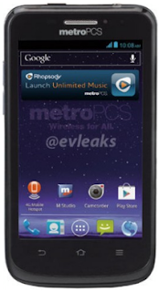 ZTE Avid 4G is Coming to MetroPCS in the Near Future