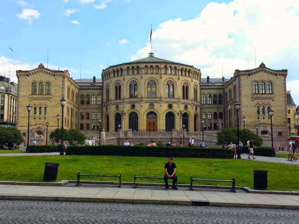 Oslo Parliament Building