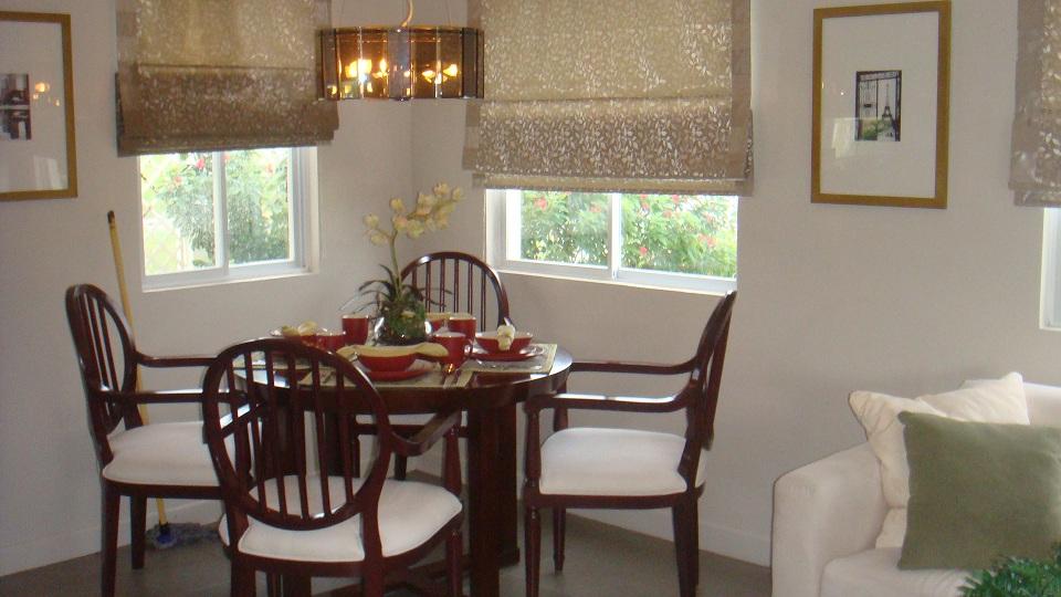 Model house interior design philippines