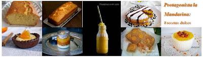 La mandarina protagonista del otoño: 8 recetas dulces