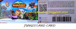 jungleland card