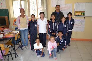 Visita a Escuela Lázaro Cárdenas