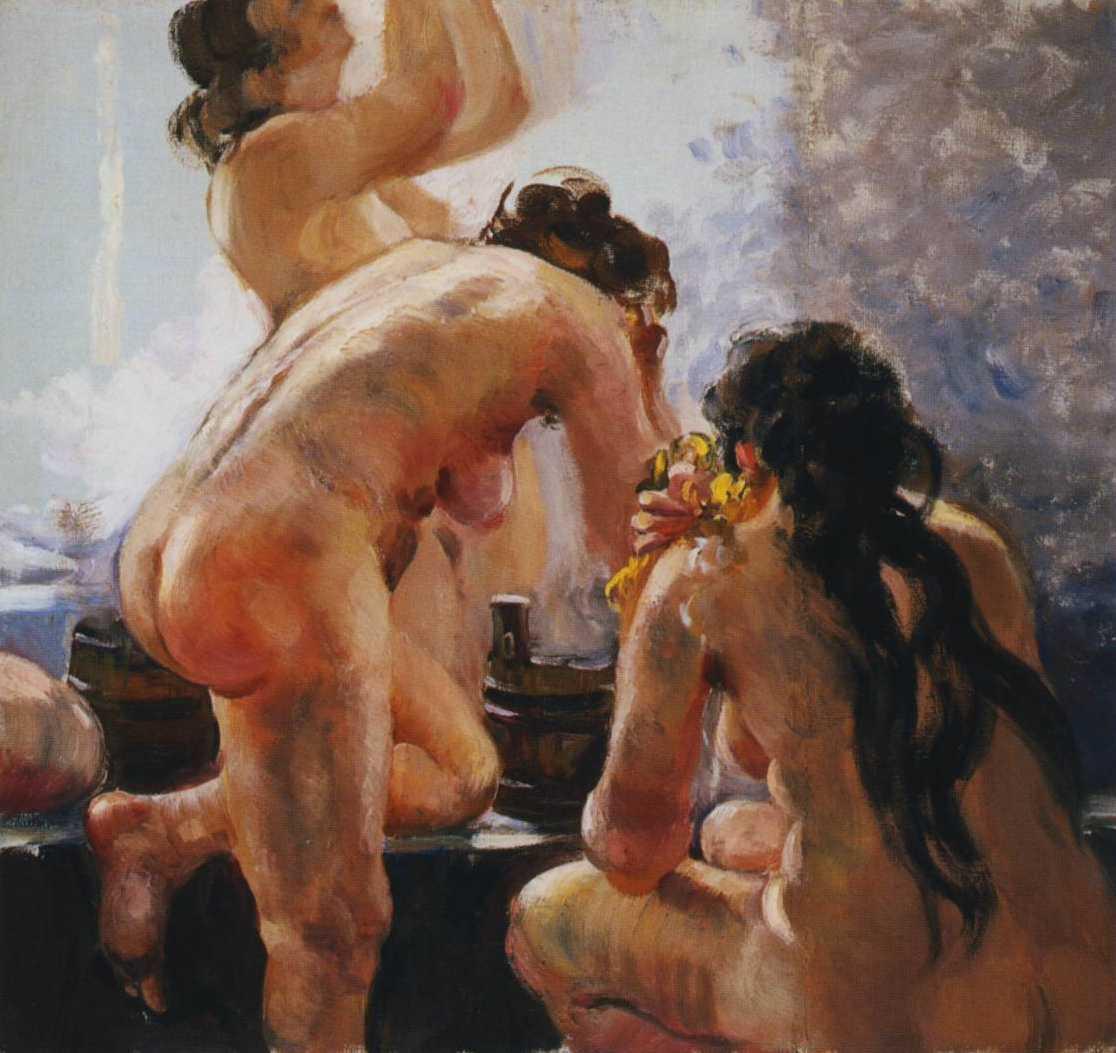 Секс с художником смотреть 17 фотография