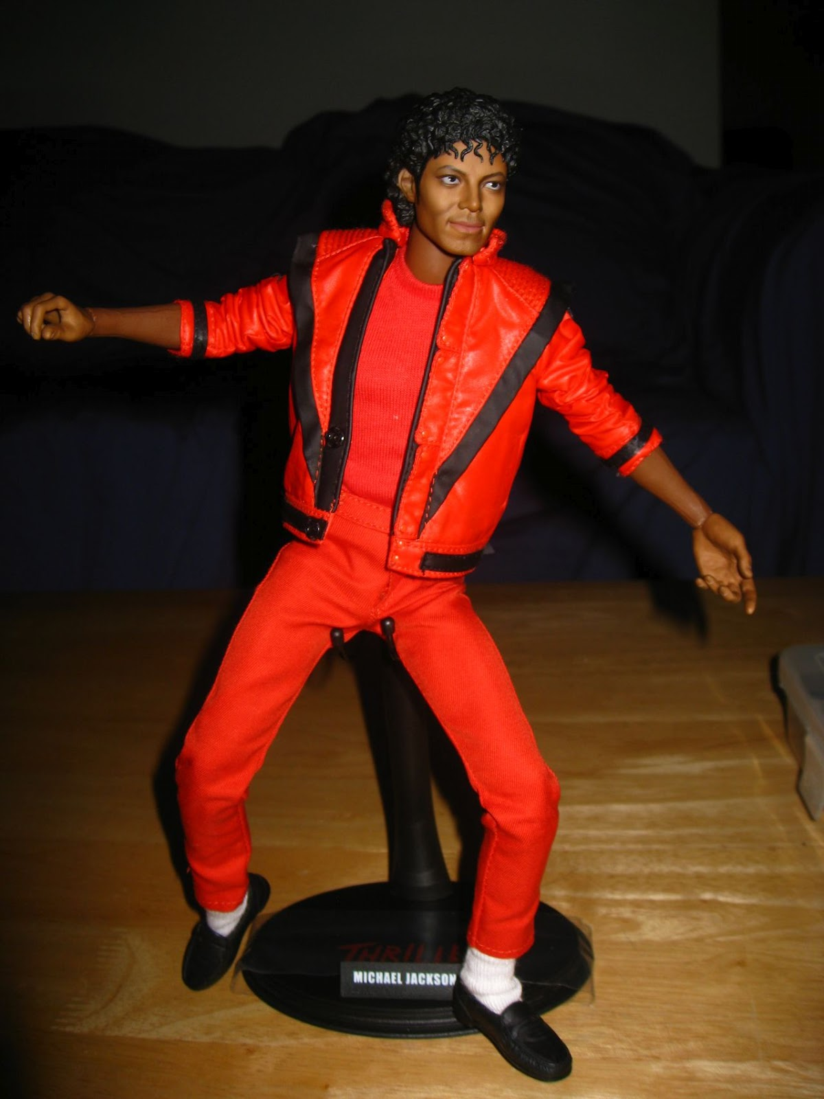 Why did i buy that toy michael jackson thriller version for Jackson toys