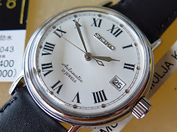 SEIKO SARB043 BROKEN WHITE ROMAN DIAL - AUTOMATIC 6R15B - MINTS CONDITION
