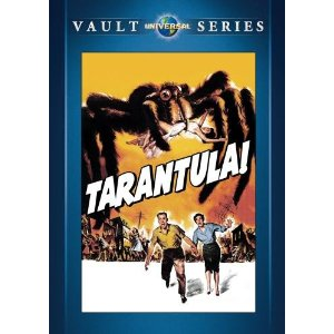 Tarantula DVD cover and Amazon link