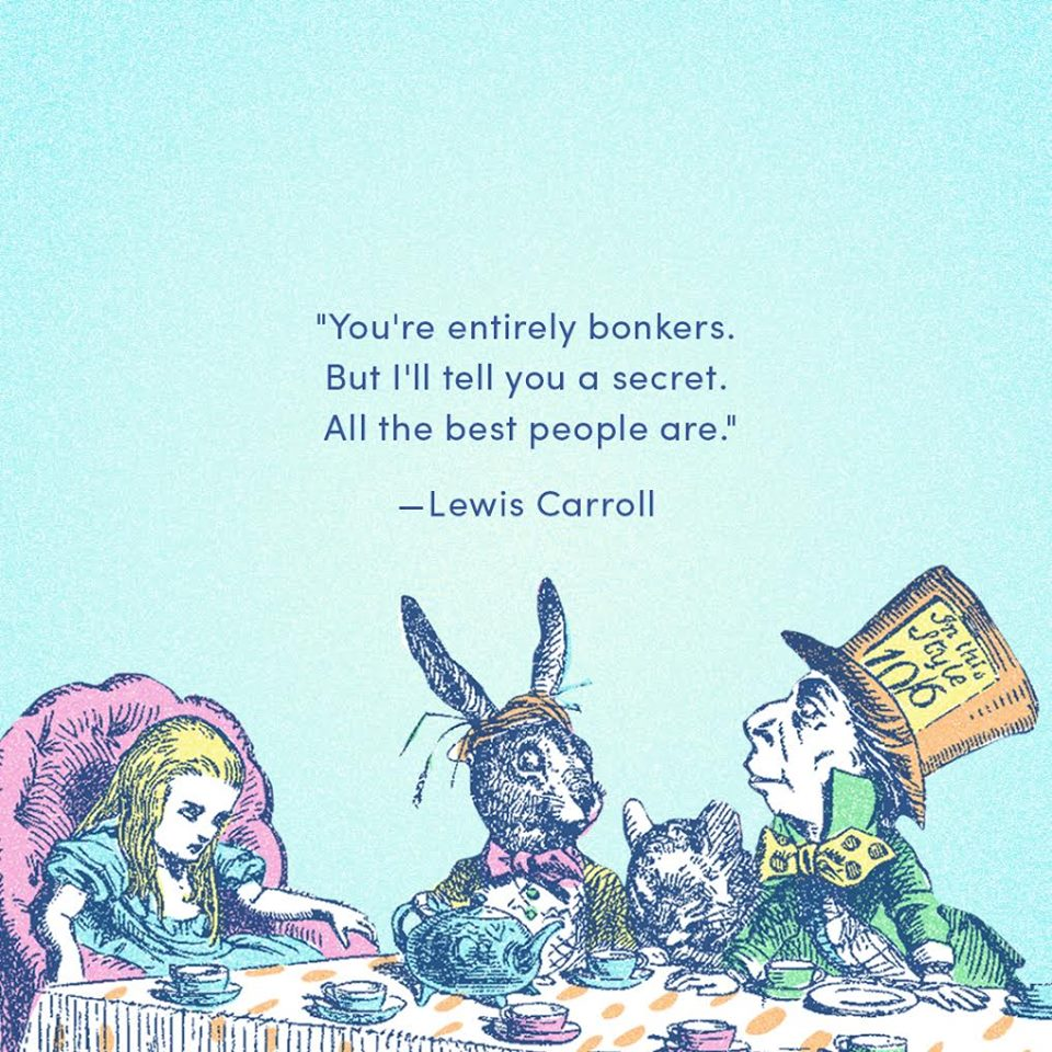 Lewis Carroll Understood...