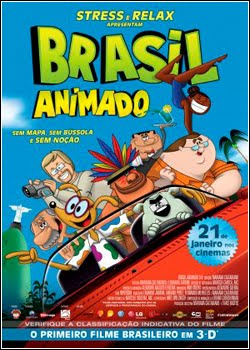 Download Brasil Animado DVDRip XviD Nacional
