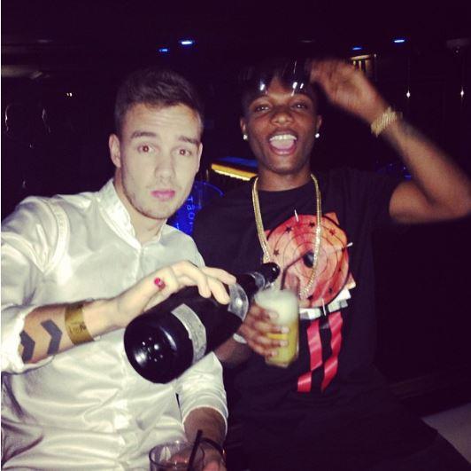 Wizkid - Liam of One Direction